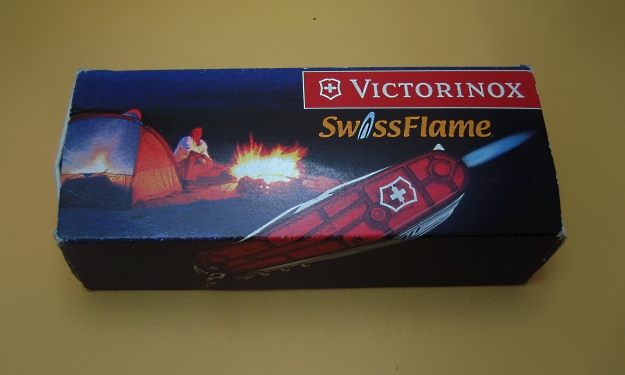 SwissFlame Box