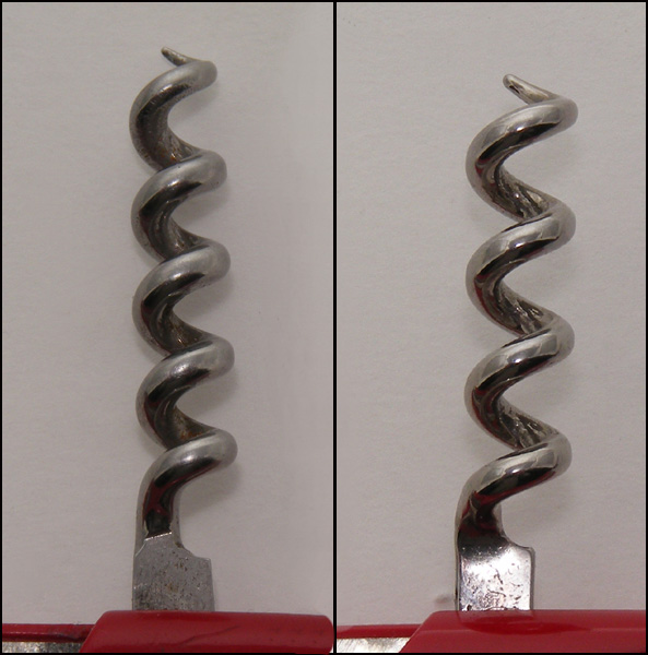 Wenger 85mm Corkscrews