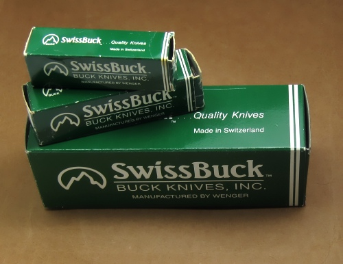 SwissBuck Box Packaging