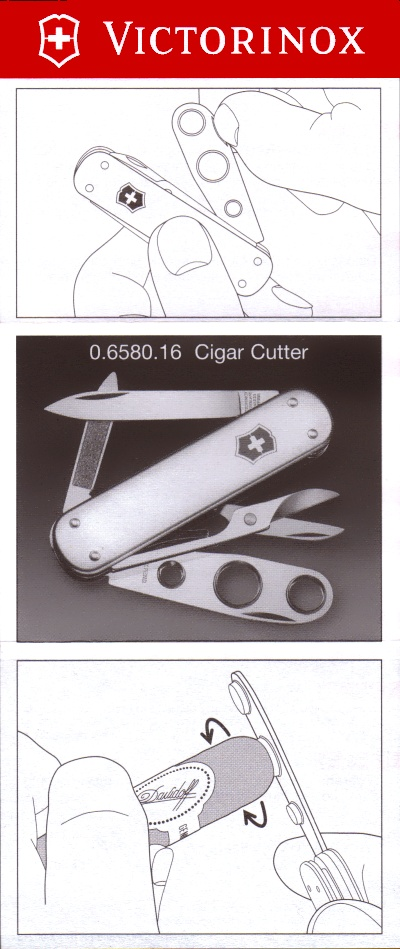Cigar Cutter User Manual