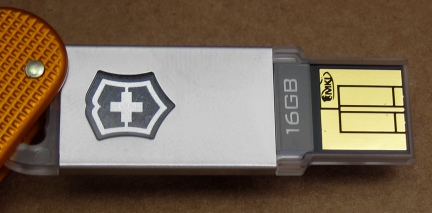 USB Flash Drive - Swiss Flash Series
