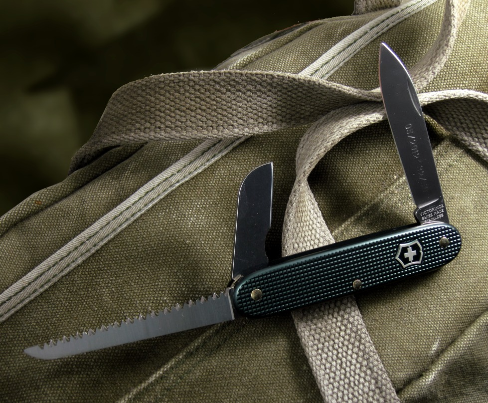 Pioneer Scout - Army Green