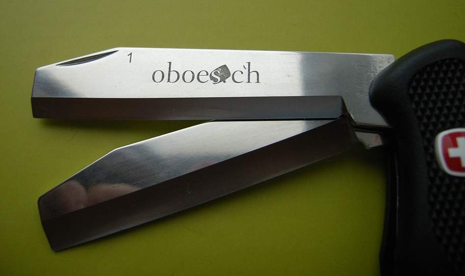 Swiss-Star Oboe Knife 130mm. Pictures by Gim.