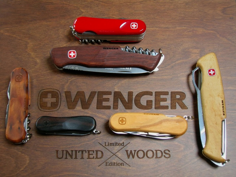 subgallery Wenger United Woods Collectors Set
