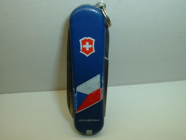 subgallery Victorinox National Flag Series