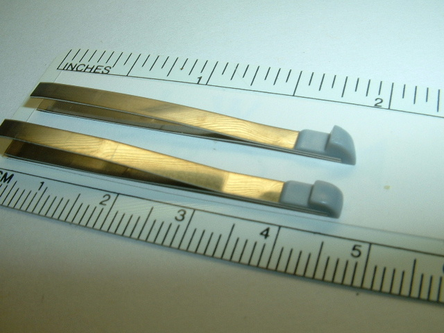 91mm (top) and 58mm tweezers